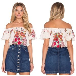 Spell & The Gypsy Paradiso Crop Top